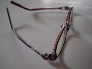 メガネ運転用