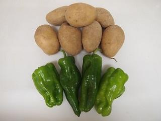 吉田さん栽培の野菜