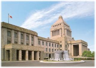 国会議事堂玄関