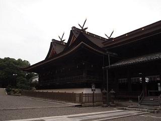 20130729吉備津神社本殿