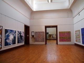 20130818京都市美術館展示室