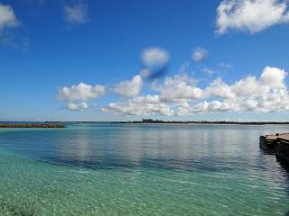 20130826クリマビーチの朝
