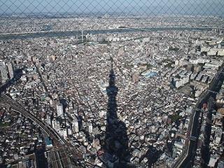 20130909東京ルカイツリー影