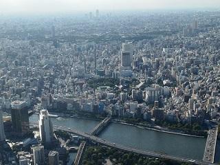 20130909東京ルカイツリー浅草方面