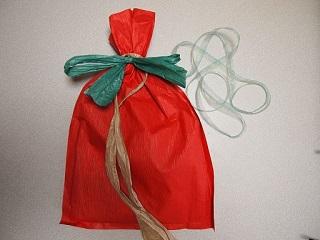 サプライズプレゼント袋