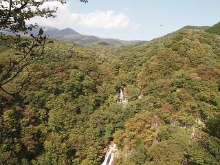 20131014日光霜降の滝
