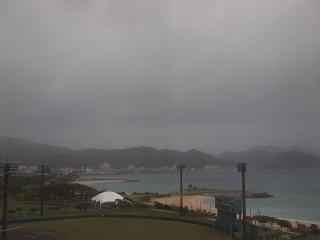 20131024沖縄名護湾の昼