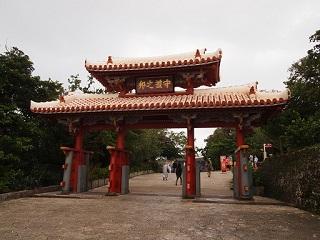 20131025首里城守礼の門