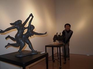 20131031京阪奈彫刻東田さん