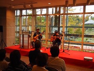 20131103京阪奈ギターデュオ
