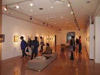20131103京阪奈ギャラリー内