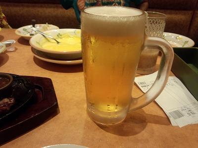 サイゼリアビール