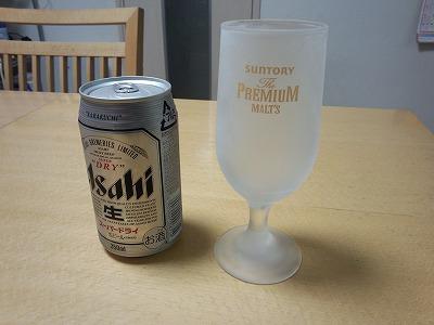 ビール&グラス