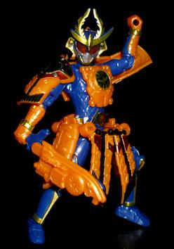 仮面ライダー鎧武 カチドキアームズ