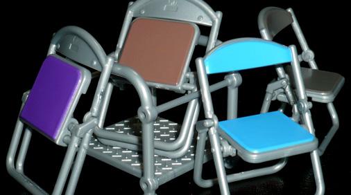 SKジャパン 折りたたみパイプ椅子