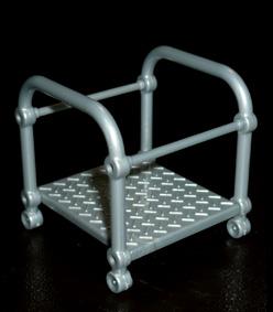 SKジャパン 折りたたみパイプ椅子 パイプ椅子用台車