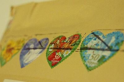 かわいい切手 (1)