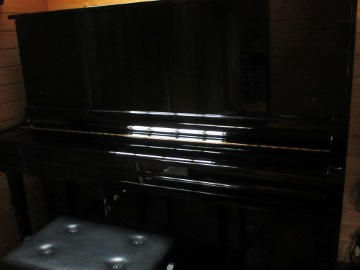 ピアノの調律9
