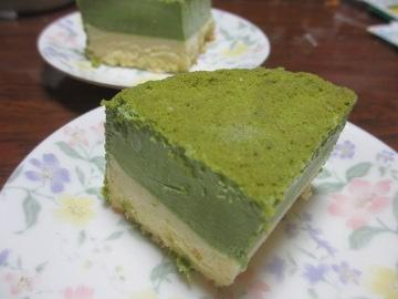 チーズケーキ2個3