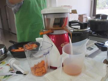 続々の芋苗植えと石鹸作り10