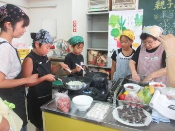 親子調理体験教室5