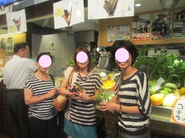 農家の嫁、東京45