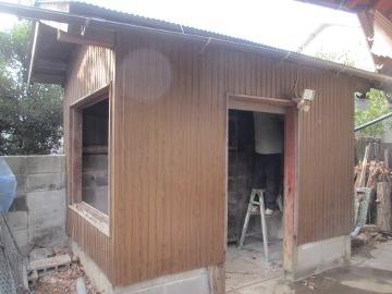 味噌小屋解体2