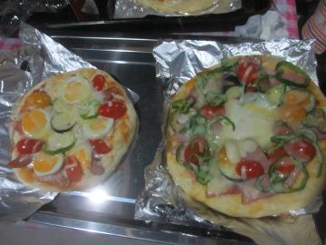 ピザ窯チェック6