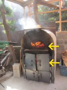 ピザ焼き講習3