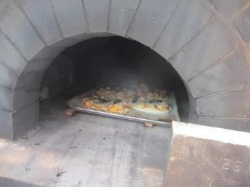 ピザ焼き講習8