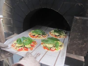 ピザ焼き講習16