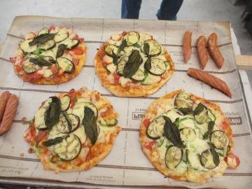 ピザ焼き講習19