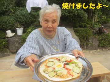 ピザパーティー女性部6
