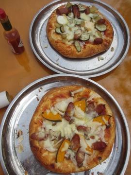 ピザパーティー女性部8