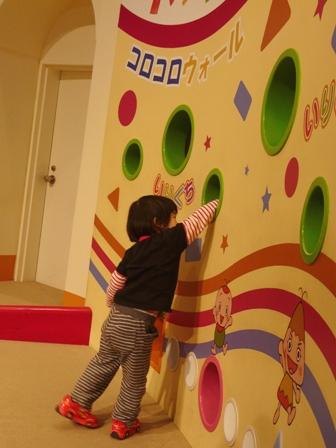 Pちゃん NHKスタジオパークにて 1