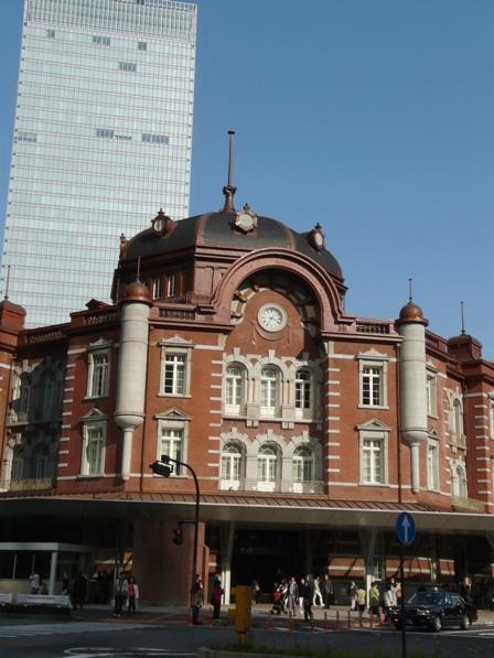 東京駅 丸の内駅舎 2
