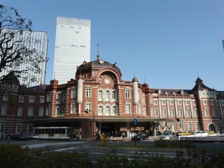 東京駅 丸の内駅舎 1
