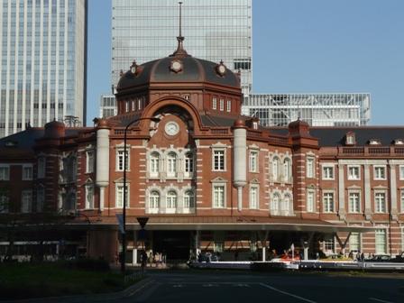東京駅 丸の内駅舎 3