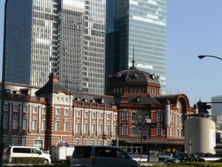 東京駅 丸の内駅舎 4