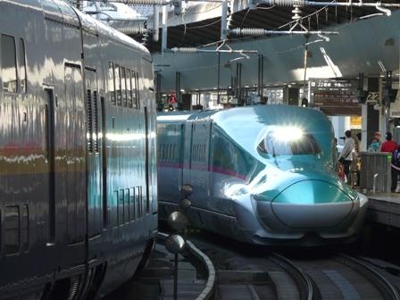 新幹線 E5系 1