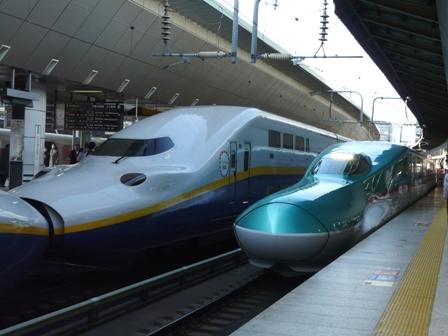 新幹線 E5系 & E4系