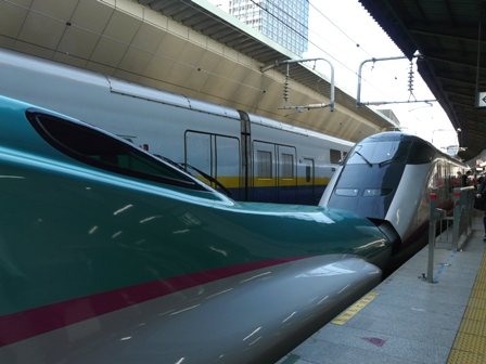新幹線 E5系 & E3系