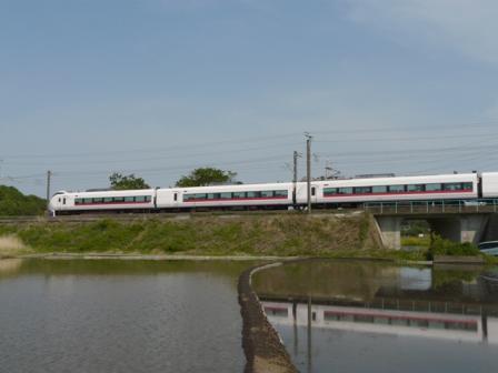 E657系電車 2