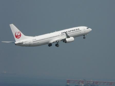 羽田空港第二ターミナル 展望デッキにて 14