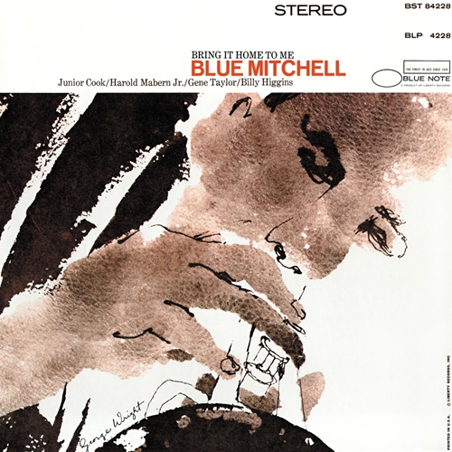 Bring It Home To Me Blue Mitchell