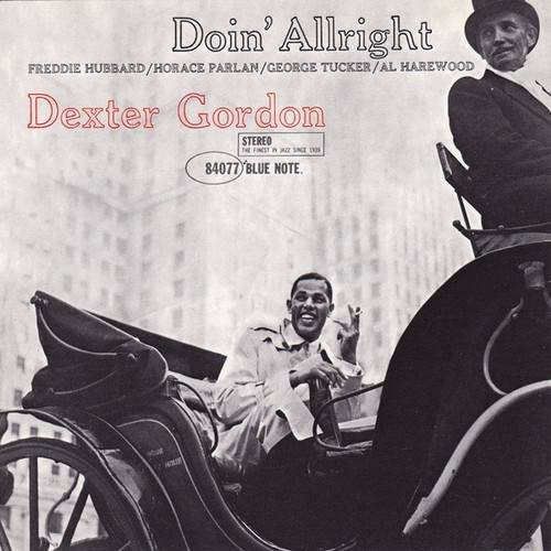 Doin' Allright Dexter Gordon