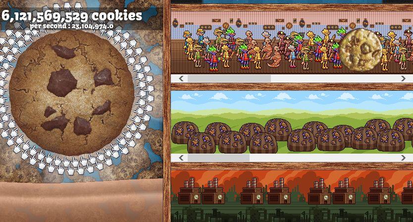 クッキーじゃねえか!