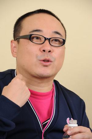 バッファロー吾郎Aさん-1