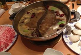 天香回味の鍋