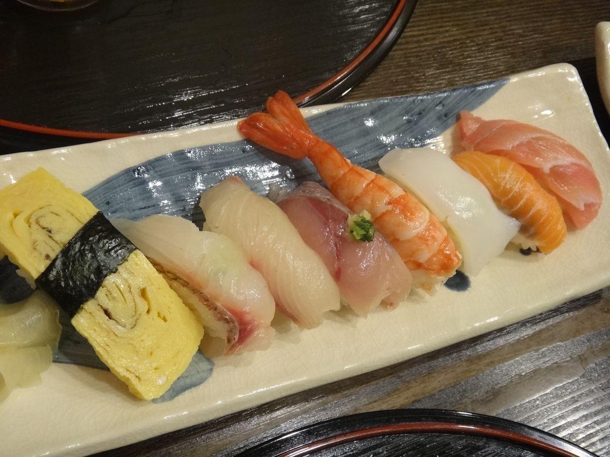 寿司すずき11